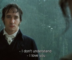 pride and prejudice, movie, and quote image