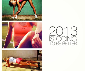fitness, fit, and 2013 image