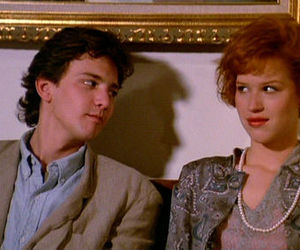 andy, Molly Ringwald, and pretty in pink image