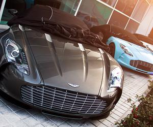 car, luxury, and aston martin image