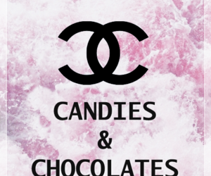 candy, chocolate, and happiness image