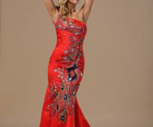 dress, prom dress, and hot sale dress image