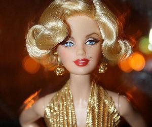 barbie and Marilyn Monroe image
