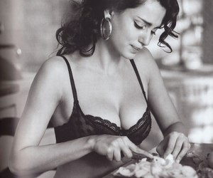 body, boobies, and food image