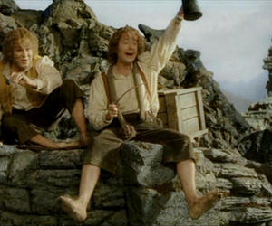 merry and pippin image