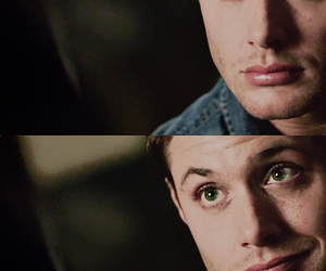 dean winchester, supernatural, and jensen ackless image