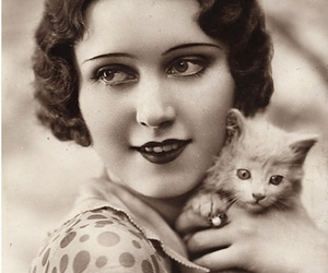 20's, cat, and love image