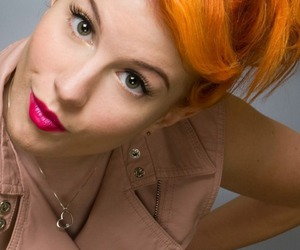 hayley williams, beautiful, and paramore image