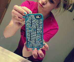 blonde hair, iphone cases, and acacia clark image