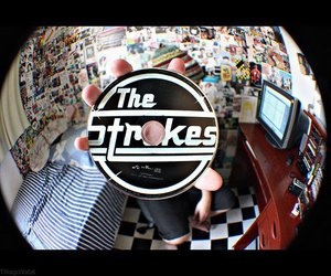 the strokes and is this it image