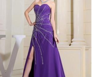 prom dress, girl's fashion, and fashion prom dress image