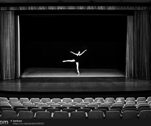 dance, scene, and stage image