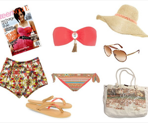 beach, ethnic, and summer image