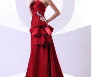 girl's fashion, plus size evening dress, and beautiful evening dress image