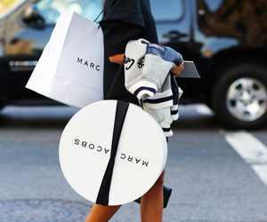 fashion, marc jacobs, and shopping image