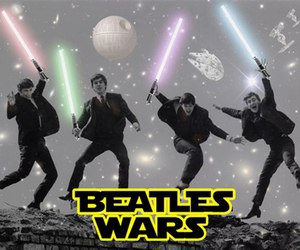 star wars, the beatles, and beatles image