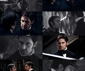 john thornton, north and south, and richard armitage image