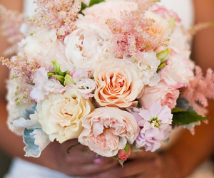 bouquet, bouquets, and flowers image