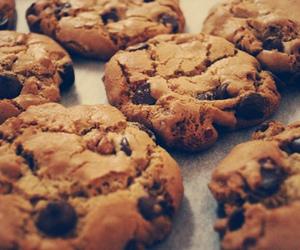 Cookies, chocolate, and food image