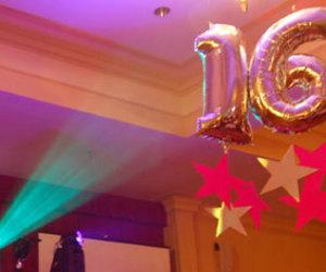 16, baloon, and birthday image