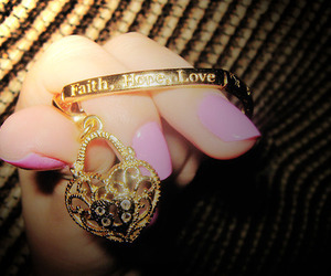 fashion, glamour, and pink nails image