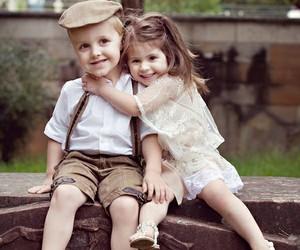 love, child, and kids image