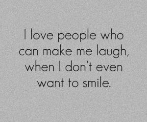 ilove, laugh, and quote image