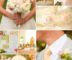 wedding, cute, and white image
