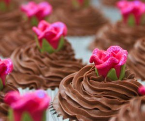 cupcake, cake, and chocolate image