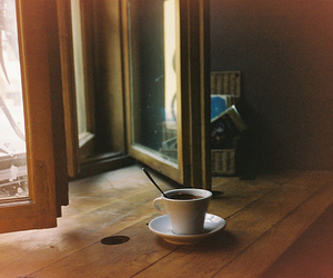 chocolate, cup, and window image
