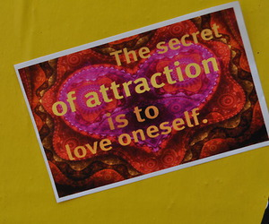 attraction, beauty, and secret image