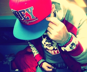swag, obey, and boy image