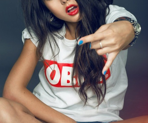 fashion, girl, and obey image