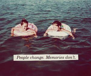 memories, people, and change image