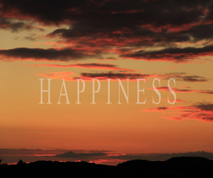 happiness, nature, and sky image