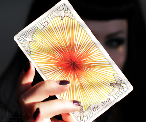 alternative, card, and girl image