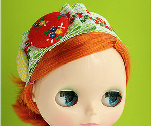 blythe and red hair image