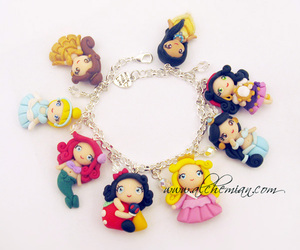 adorable, bracelet, and charm image