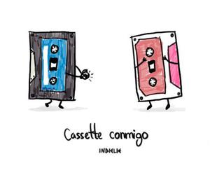 love and cassette image