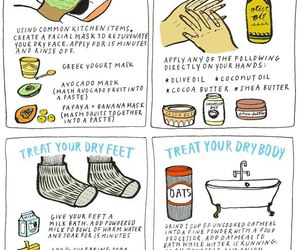 avocado, olive oil, and greek yogurt image