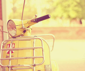 yellow, vintage, and photography image