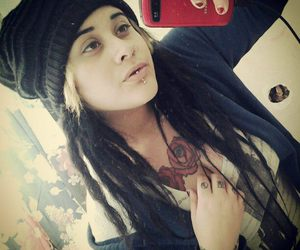 beanie, nosering, and Plugs image