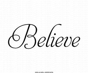 quote, believe, and belive image