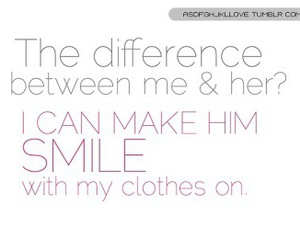 smile, quote, and difference image