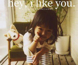 i like you, motivation, and quotation image