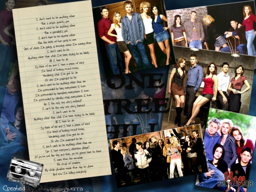 one tree hill and james lafferty image