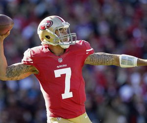 football, Tattoos, and 49ers image