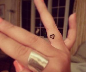 finger, nail, and girls image