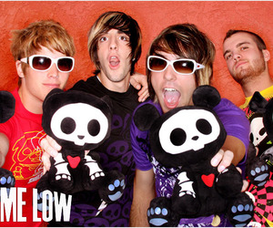 all time low, atl, and skelanimals image