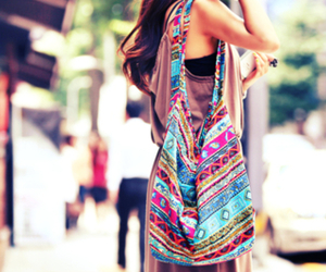 bag, fashion, and girl image